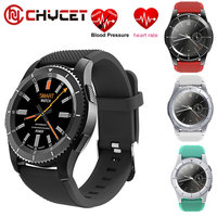 2017 No 1 GS8 Smartwatch Bluetooth 4 0 SIM Call Message Push Heart Rate Monitor Smart