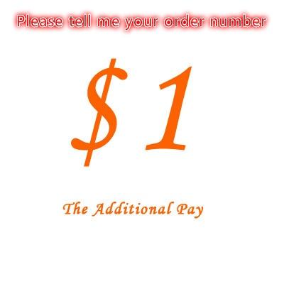 $1 Zusätzliche Lohn Auf Ihrem Auftrag Für Preis Unterschied Starker Widerstand Gegen Hitze Und Starkes Tragen