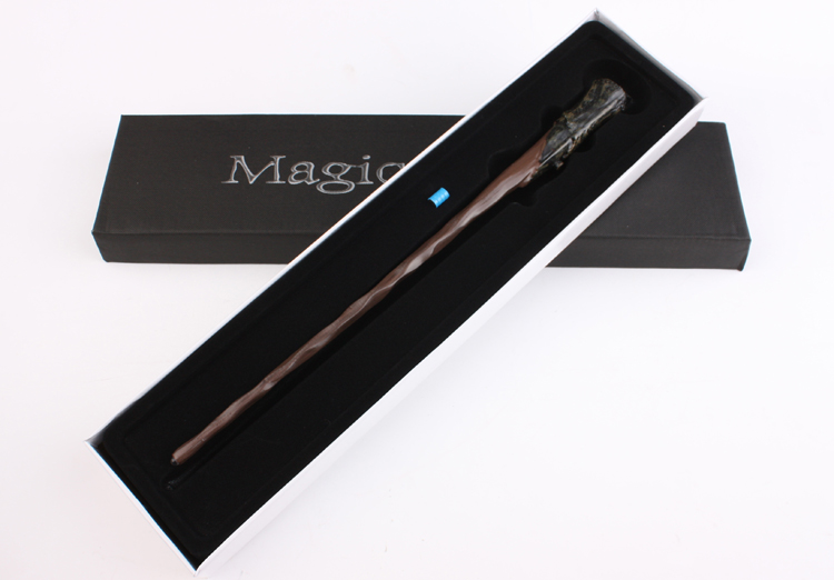 NEW Version Harry Moive Ron Weasley Led Lighting Magic Wand/ Stick In Box One More Spare Battery