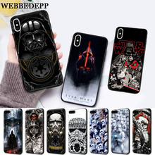 WEBBEDEPP star wars art Silicone soft Case for iPhone 5 SE 5S 6 6S Plus 7 8 11 Pro X XS Max XR цена