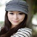 Korean Style Summer Hats For Women Solid Cotton Blend Pleated Visor Sun Hats Girls Sun Hat Chapeu Feminino 10