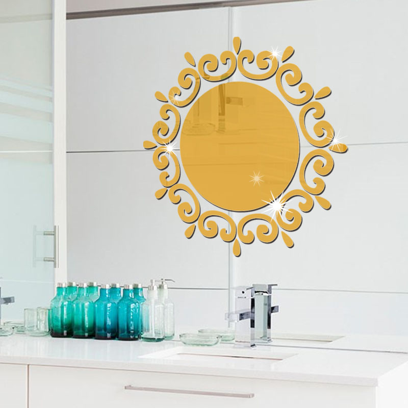 Beautiful Vanity Room Wall Decor Images - Wall Art Design ...