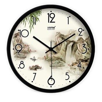 Chinese Digital Creative Wall Clock Living Room Modern Design Quartz Best Selling 2019 Products Reloj De Pared Clocks 3DBGV97