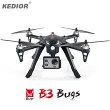 Kedior MJX B3 Bugs 3 RC Quadcopter Brushless 6-Axis Gyro Rc Dron Professional UAV Drone with Camera Mounts for Gopro Camera