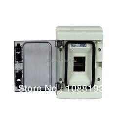 Wysokiej jakości elektryczny wodoodporne pudełko skrzynka licznika elektrycznego ABS skrzynki elektrycznej 4 sposoby