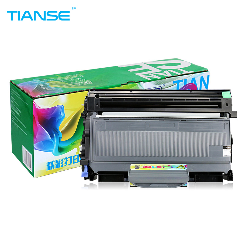 TIANSE 1set for TN360 360  toner cartridge for Brother HL 2140 2141 2150N 2170W DCP 2822 7030 7040 7045 MFC 7450 7840N 7340 7440 heating fixing assembly for brother hl 2140 hl 2150n hl 2170w hl 2140 2150n 2150 2170w 2170 fuser assembly fuser unit