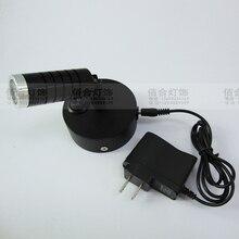 NOVA XXB1 bateria recarregável lâmpada vem com ajuste de potência sem fio luz de parede grade loja da rua lâmpada SD53