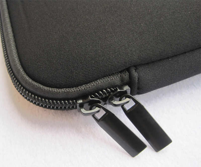 """أسود 13 بوصة حقيبة لاب توب حقيبة حقيبة الكمبيوتر المحمول حقيبة غطاء الحقيبة ث/4 الأشرطة ل 13 """"13.3"""" HP ديل أيسر توشيبا"""