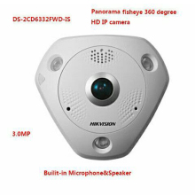 Ip Camera Wifi English Version DS-2CD6332FWD-IS 3MP WDR Panorama 360 Degree Fisheye Network Waterproof Infrared HD1080PHD1080P