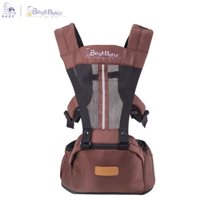 Ergonomic Baby Carrier 360 Backpack Baby Wrap Sling Toddler Carrier Hip seat for Newborn Prevent O-type Legs Carry Style 20 KG gabesy baby carrier ergonomic carrier backpack hipseat