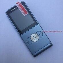 Разблокированный мобильный телефон sony Ericsson W350 1.3MP GSM отремонтированный дешевый телефон