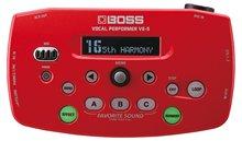 Босс Роланд ве-5 Вокальный Исполнитель процессором эффектов (Красный)
