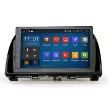 2 din 10.2″Quad core 1024*600 Car  Android 5.1.1 car GPS  for Mazda CX5 CX-5 2013 2014 Touch Screen WiFi Bluetooth map
