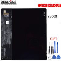 New 10.1 inch For ASUS ZenPad 10 Z300M P00C LCD Display Touch Screen Digitizer Assembly Replacement Frame