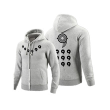 2017 New Anime Naruto Hoodies Naruto Uzumaki cosplay Costume Harajuku cartoon Sweatshirts Akatsuki Zipper Jacket 122306