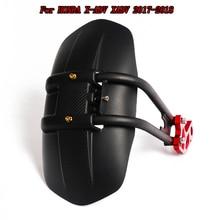 Motocicleta CNC Da Liga de Alumínio Da Roda Traseira de Plástico Fender Proteção Contra Respingos de Lama Poeira Guarda Lamas Para Honda X-adv 2017 2018