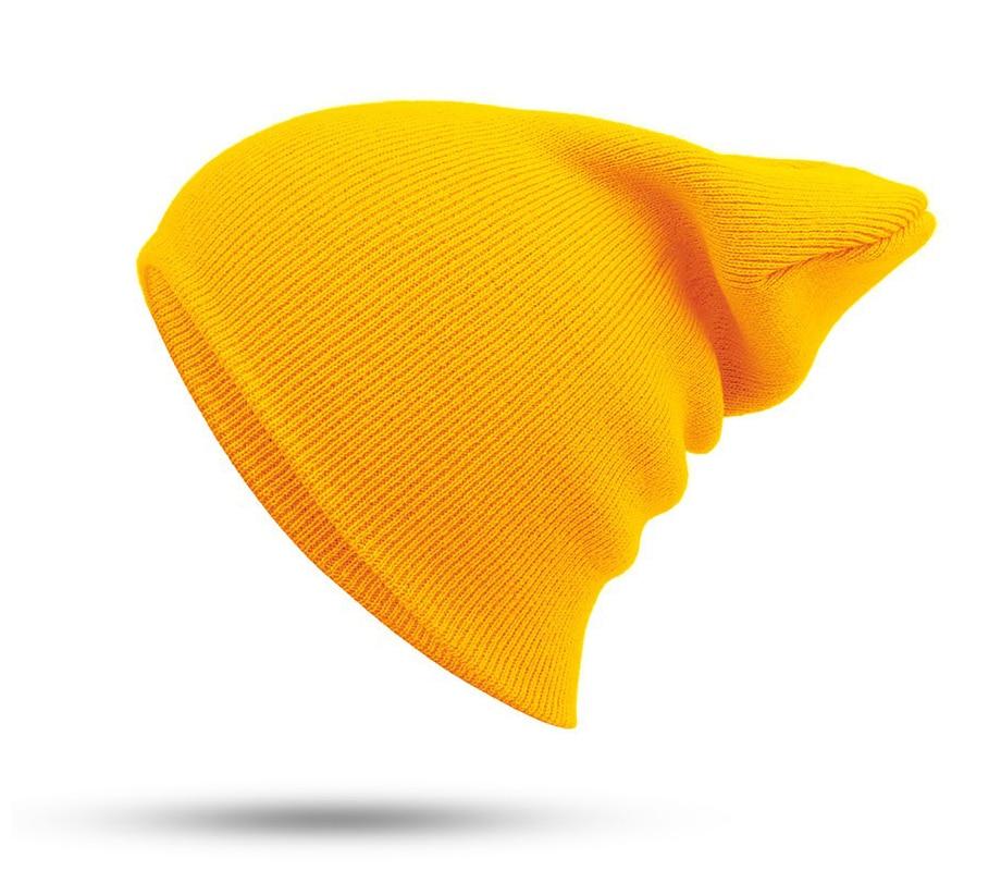 71a3c6789a1d ... Hat Female Unisex Cotton Blends Solid Warm Soft HIP HOP Knitted Hats  Men Winter Caps Womens ...