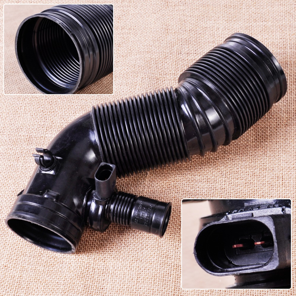 CITALL Air Intake Hose Pipe 1J0 129 684 NT 1J0129684CG for VW Golf MK4 Bora 1998 1999 2000 2001 2002 2003 2004 2005 for Audi A3(China)