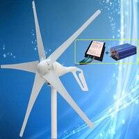 High Efficiency 400W Wind Generator Kit + 600W Wind Controller + 600W Pure Sine Wave Inverter