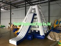 customized made inflatable water park,inflatable water games,water play equipment,water toy games