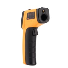 Termometro font b Digital b font Non Contact IR Laser Display Infrared font b Thermometer b