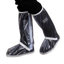 Непромокаемая обувь для езды на мотоцикле, Нескользящие мотоциклетные сапоги, непромокаемые мотоциклетные сапоги