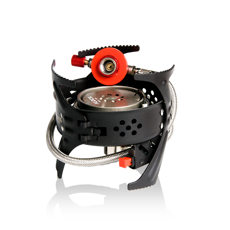 3200w Camping stove Outdoor Picnic Stove New Mini Ultra light Spirit Combustor Camping Furnace Camping Portable