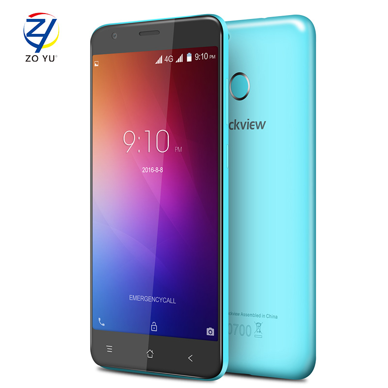 Blackview E7 4G Smartphone 5 5 Inch Android 6 0 Quad Core 1GB RAM 16G ROM