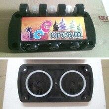 Полная замена передней панели для замены машины мороженого, аксессуары для машины мороженого