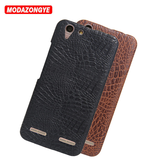 Lenovo A6020a46 Case 5.0 inch 3D Hard PU Leather Phone Case For Lenovo Vibe K5 Plus A6020 a46 A 6020 A46 Case Back Cover
