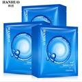 Hanhuo 5/10/20PCS/Lots Hyaluronic Acid Face Mask Whitening Hydrating Moisturizing Mask Anti Aging Anti Wrinkle Skincare
