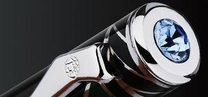 Image 4 - Pimio עט 10k זהב ציפורן גבוהה end עסק אריזת מתנה אמנות ps 80 בורג כובע אופנה מזדמן מזרקה עטים
