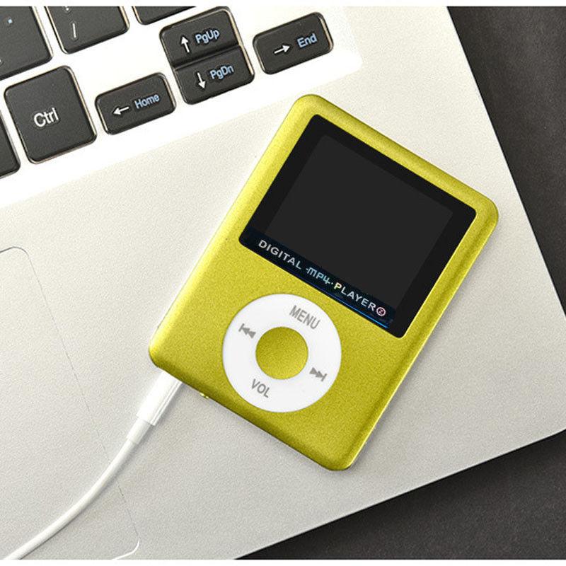 Hot 2019 MP4 Player MP3 Digital 8GB Led Video SD LCD iPod Music Home Photo  Sport Tool HD