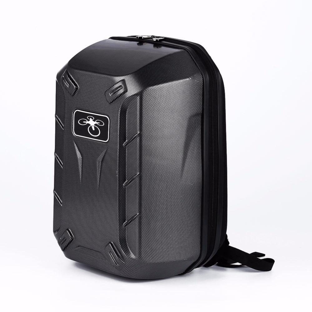 ABS Hardshell Backpack Bag Waterproof carbon fiber case for DJI Phantom 4 1e62118db648a