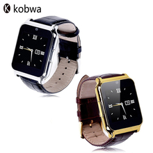 Fashion Business Smart Watch Bluetooth HD Screen Anti-Lost Smart Reminder With Camera SIM Card Clock Wrist Watch For iOS Android