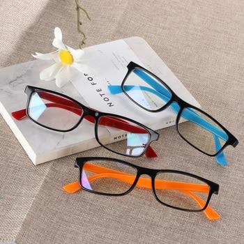 2018 Hot Sale Anti Blue Rays Computer Glasses Men Blue Light Gaming Glasses Protection Myopia Spectacles Prescription Optical