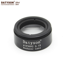 Cheapest prices 0.5X Focal Reducer Lens for Any M30x1 Pitch 1.25″ Telescope Eyepiece Ocular Astronomy Diagonal Extender Tube or Camera Adapter