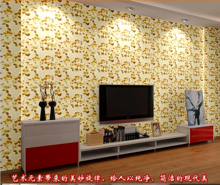 Contemporary Foil Tape Wall Decor Ideas - Wall Painting Ideas ...