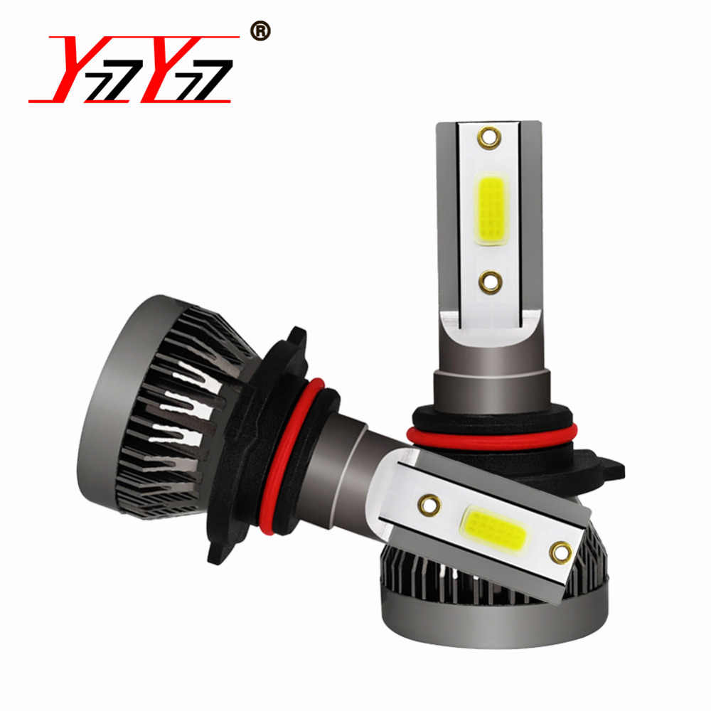 LED Moto Headlamp H7 LED Bulbs H1 LED Motorcycle Headlight LED H11 Motorbike Moped Scooter Outdoor Lighting Fog Lights 12V 6500K