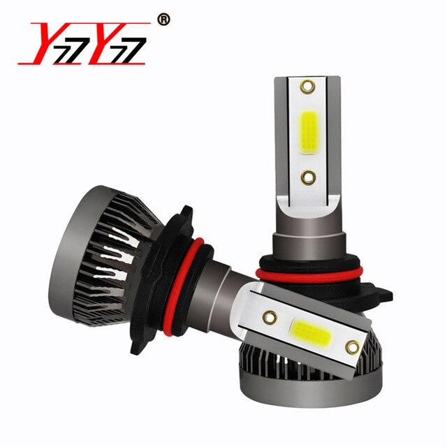 LED Moto Headlamp H7 LED Bulbs H1 LED Motorcycle Headlight LED H11 Motorbike Moped Scooter Outdoor Lighting Fog Lights 12V 6500K