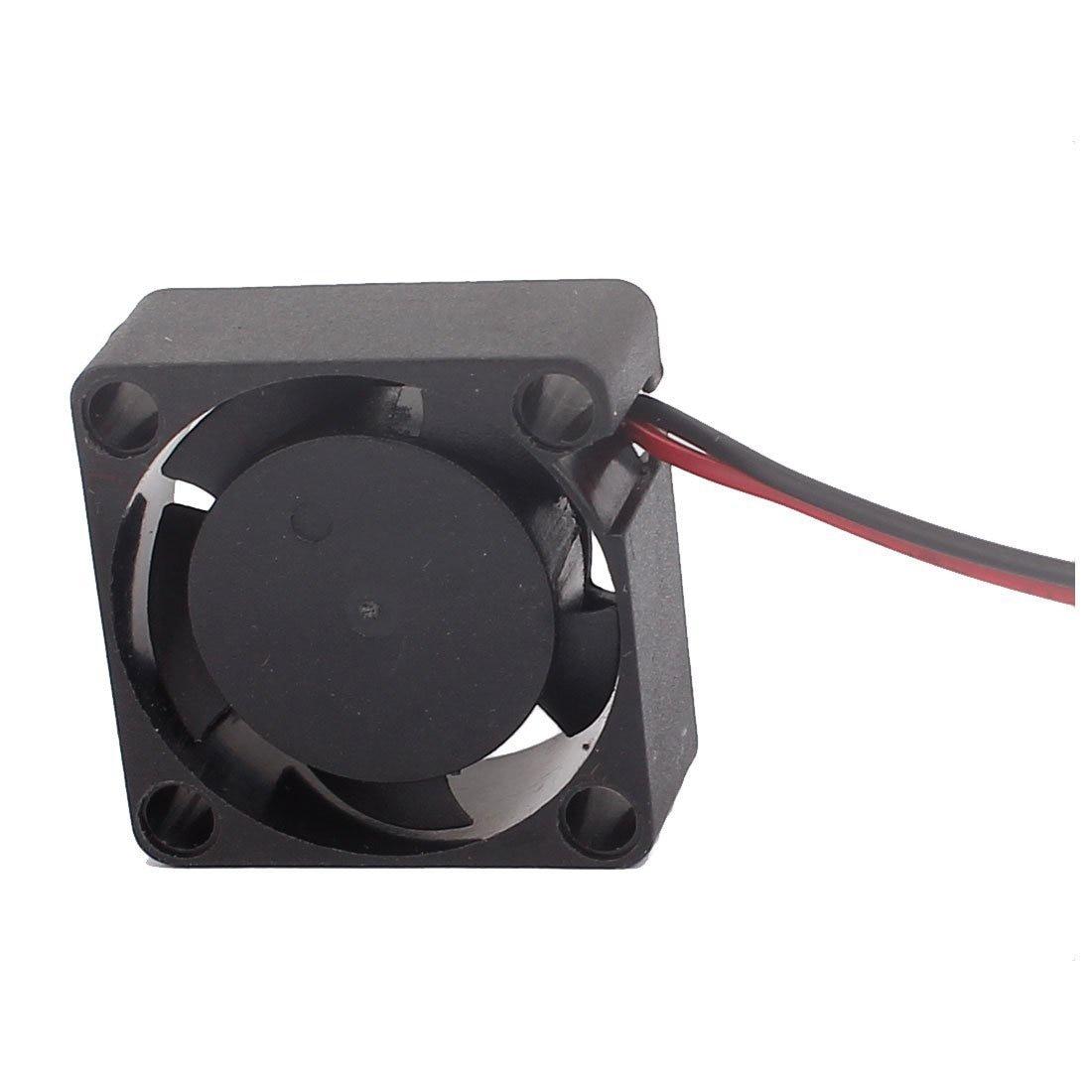 Подробнее о FSY 2.5cm DC 5V 0.15A Plastic 5 Blades Cooling Fan Cooler Black измерительный прибор fsy