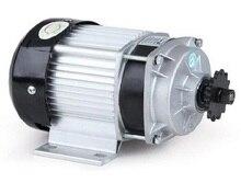 750 w DC 60 v motor sin escobillas, motor de la bicicleta eléctrica, BLDC. BM1418ZXF