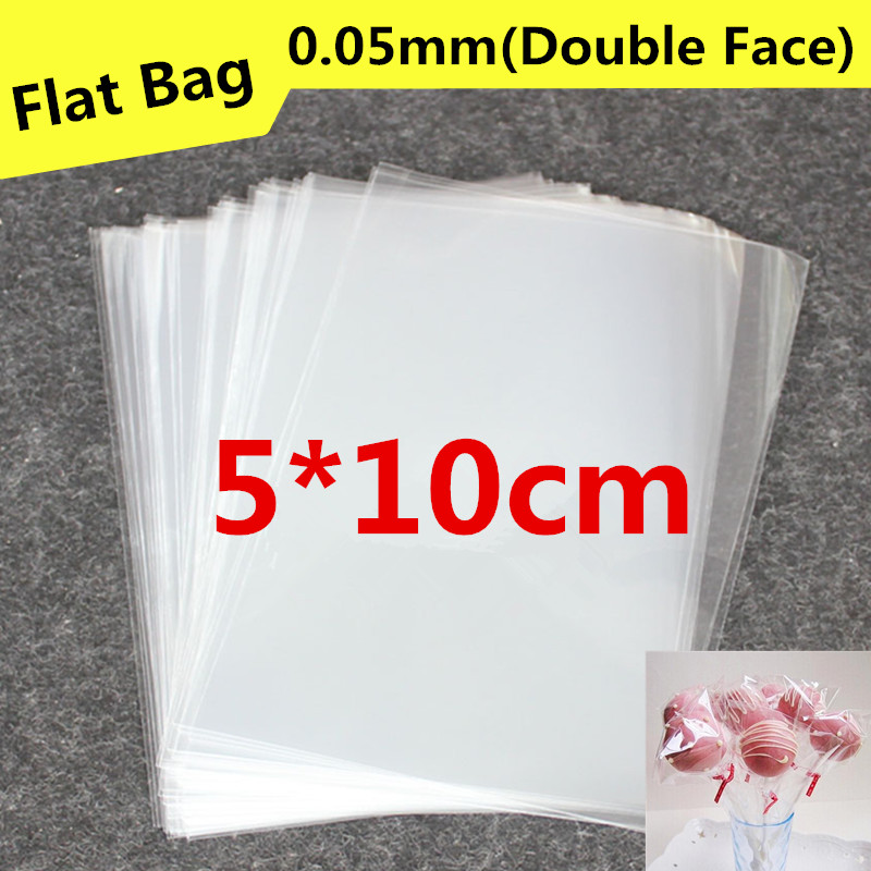 Clear Tall//slim cello display Bags 89 mm large Cellophane affichage Sac