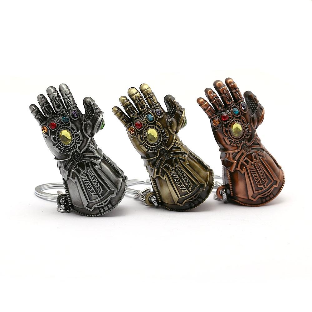 Infinity Gauntlet Keychain Bro