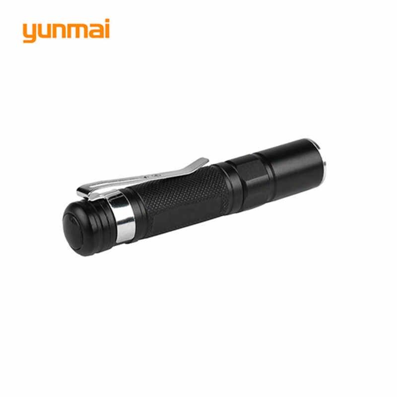 2017 Mini linterna Led con zoom 7W CREE Q5 2000LM linterna Led impermeable linterna con zoom AAA batería potente Led para caza