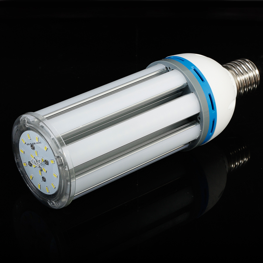 10Pcs E27 E40 Led Corn Light Bulbs 60W Cold White/Warm White 360 degree Street Light Warehouse Parking Lot Lighting Fixture energy efficient 7w e27 3014smd 72led corn bulbs led lamps