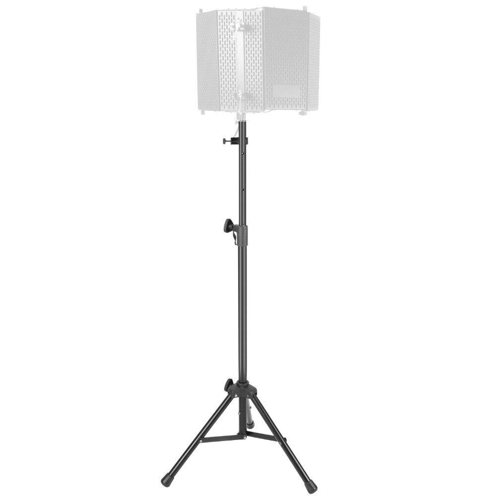 Unterhaltungselektronik Ehrlich Neewer Nw002-1 Wind Bildschirm Halterung Stehen Aluminium Tube Non-slip Füße Einstellbare Höhe 65,2 Zoll/165,5 Cm Stand GroßE Auswahl; Mikrofonstativ