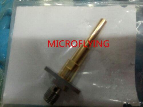 1 pièces MM126038 Conn Coaxial 0Hz à 6 GHz 50Ohm ST connecteurs de Test de montage sur panneau micro-onde Coaxial CONN RoHS