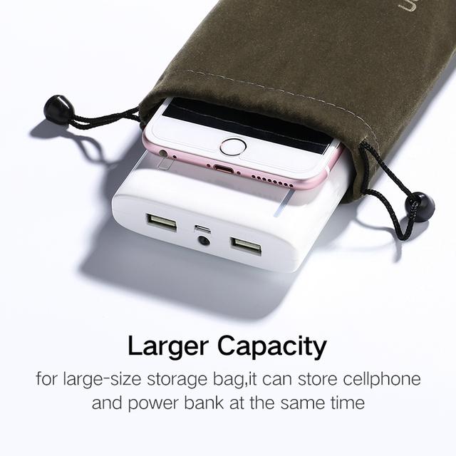 Waterproof Power Bank and Phone Storage Bag