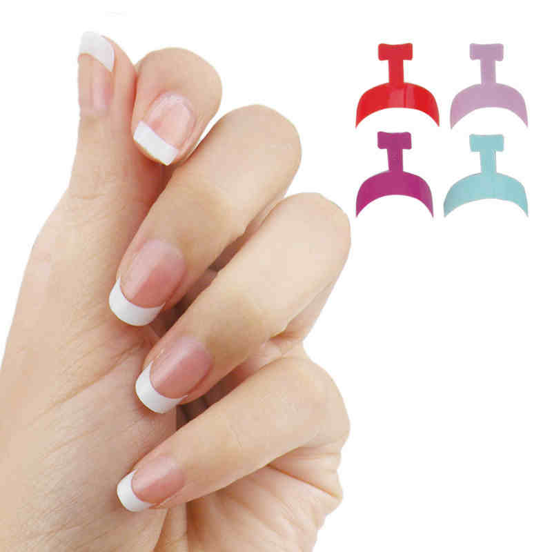 2016 new false nail 100pcsbox mix sizes white acrylic nail tips 2016 new false nail 100pcsbox mix sizes white acrylic nail tips short french style fake nails artistic nail tips drop shipping in false nails from beauty prinsesfo Images